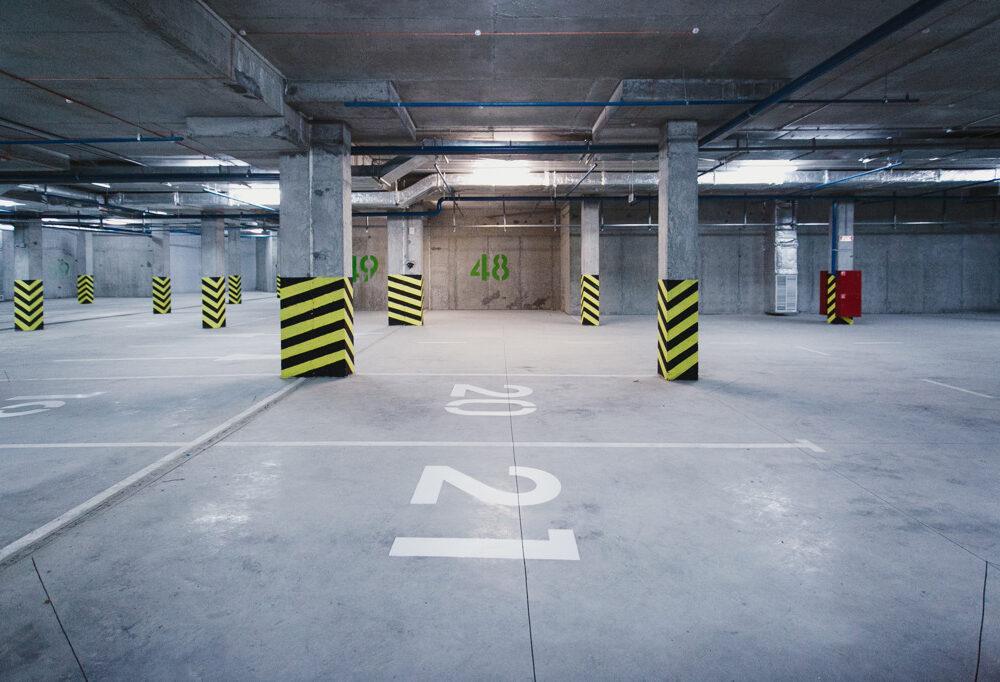 Оценка гаража, парковочного места
